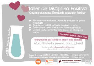 Taller de iniciación a la Disciplina Positiva en laEscuela InfantilTEO