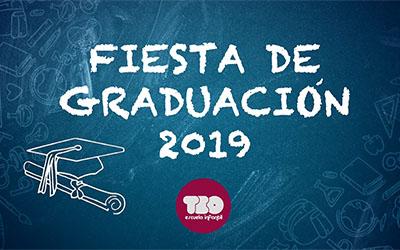 Graduación 2019 TEO Bretón